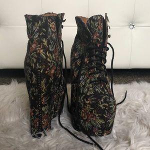 Jeffrey Campbell Shoes - Jeffrey Campbell Damsel Boots